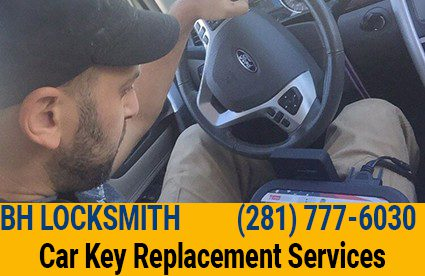 car keys replacement in Houston Texas