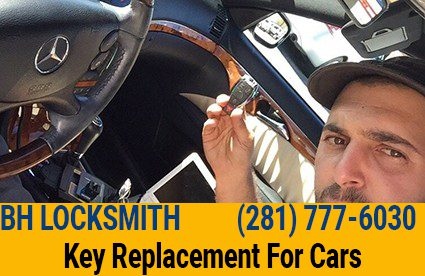 keys replacement for cars in Houston