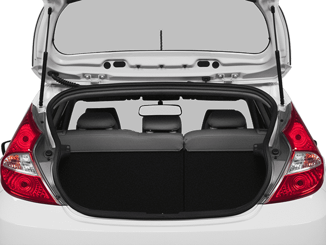 open car trunk Houston