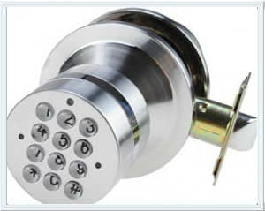 keyless entry door locks Houston