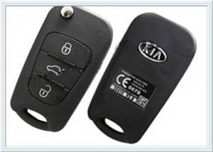 Kia key replacement