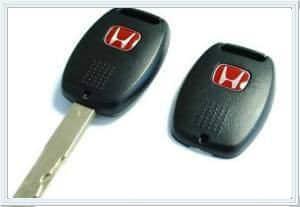Honda replacement key Houston