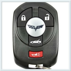Chevrolet Replacement Key