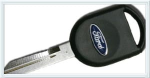 Ford replacement key Houston