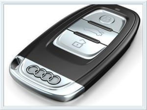 Keys Audi
