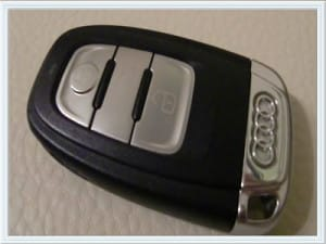 Audi Key Fob