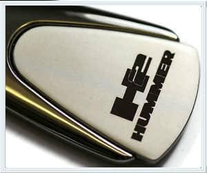 Hummer H3 Key
